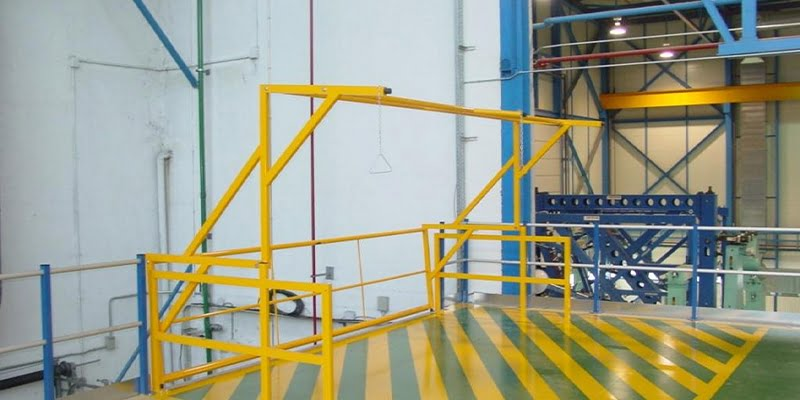 Industrial barriers