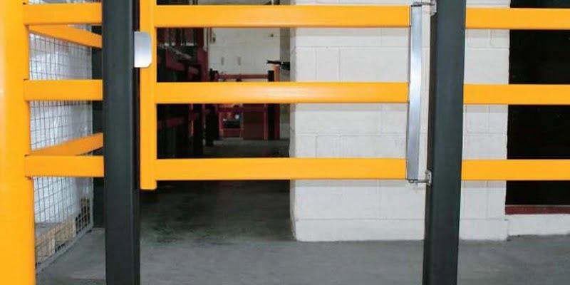 Pedestrian safety doors