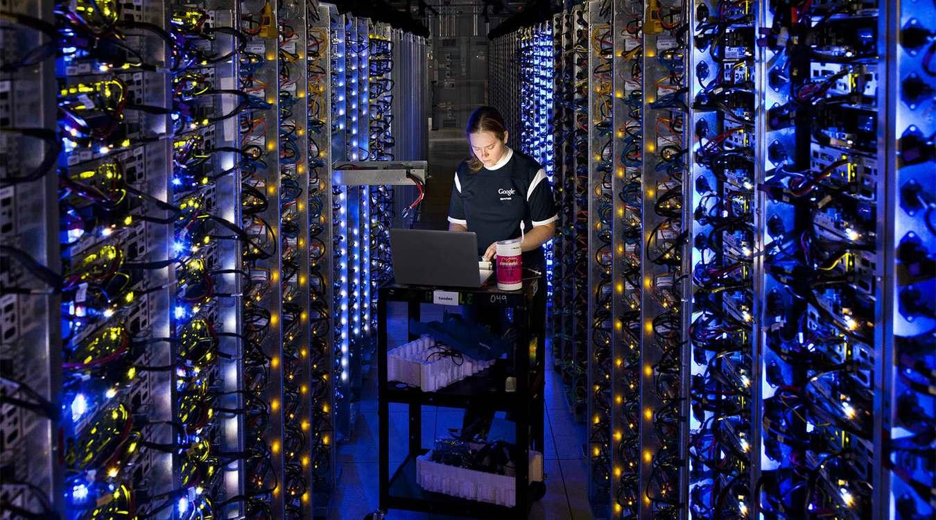 Suelos De Hormigón Pulido Centros De Datos