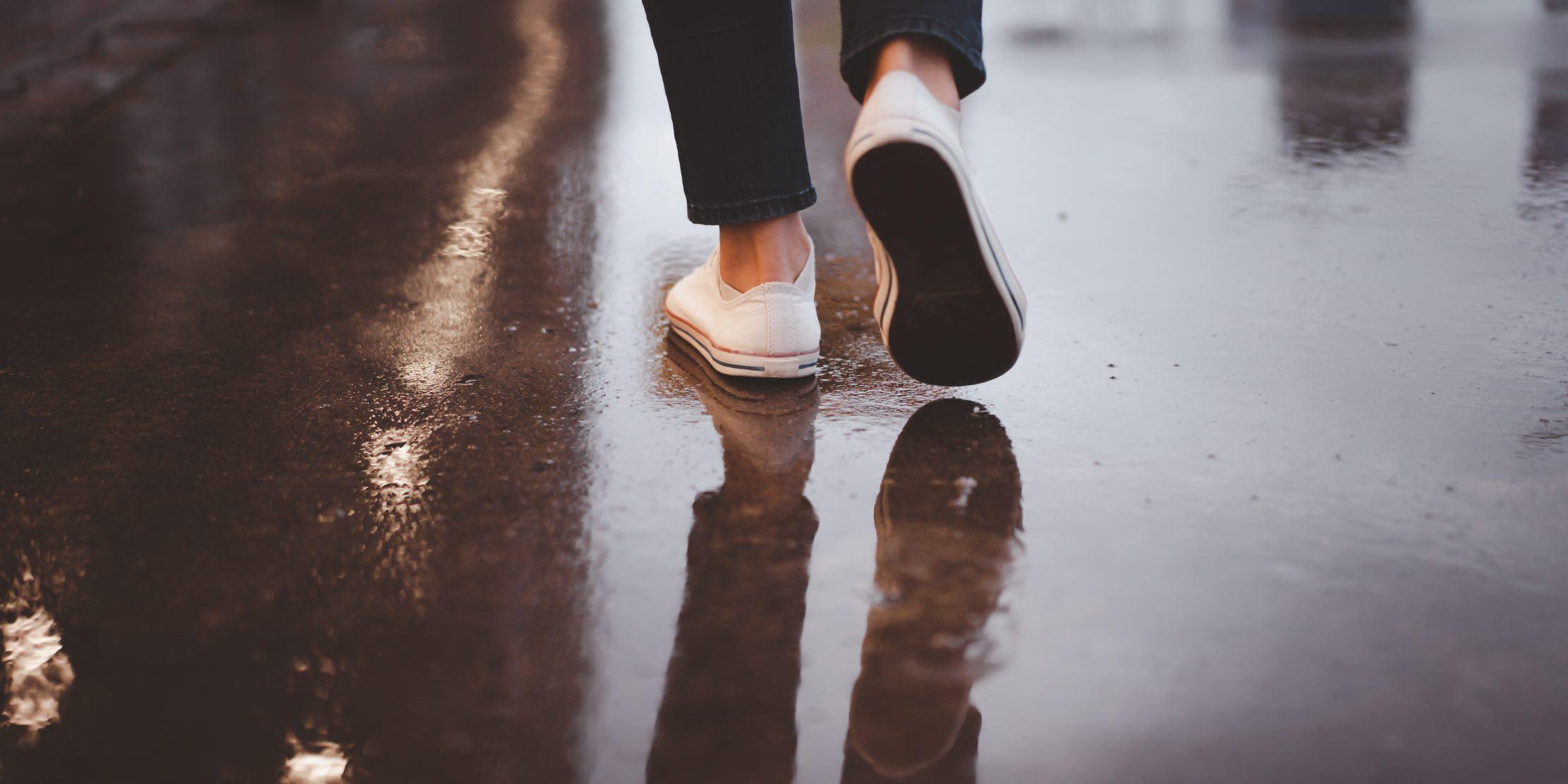 Niet waterdichte vloer