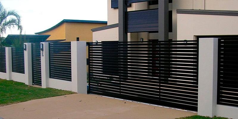 Industrial enclosures in houses