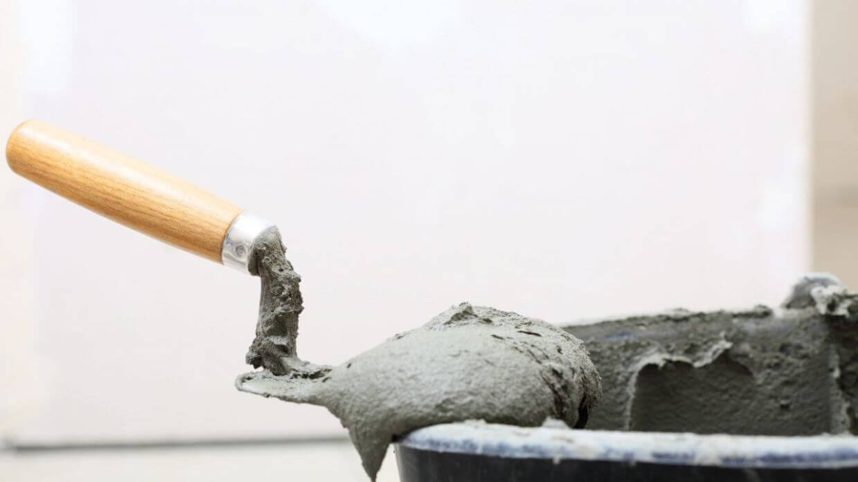 Mortero De Cemento
