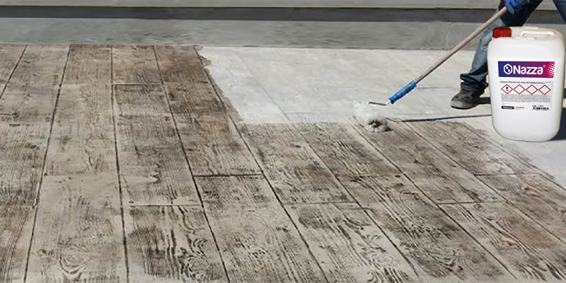 Water Based Resin For Stamped Concrete