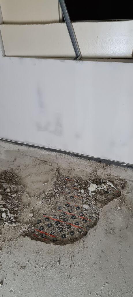 Suelo Cemento Roto