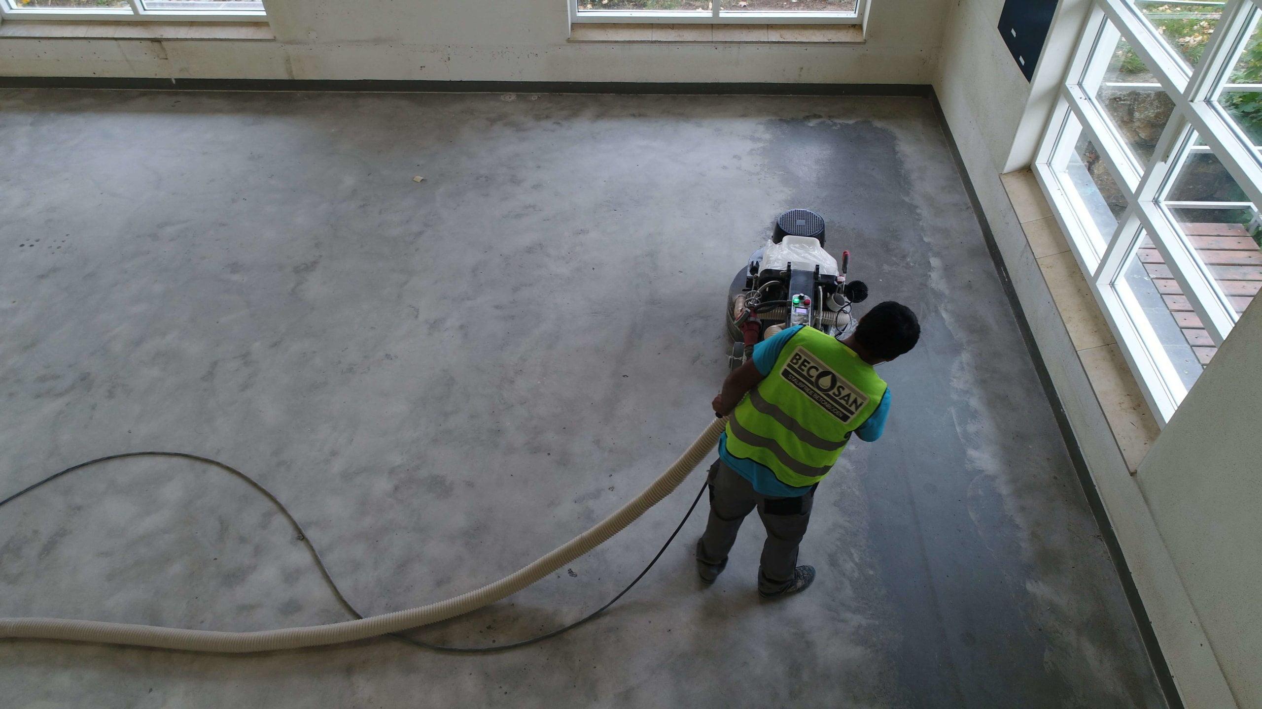 Floor Prep Becosan