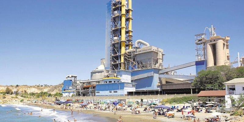 Fabrica De Cemento En Malaga