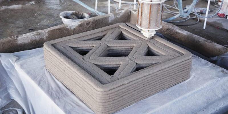 Hormigón Sostenible 3D