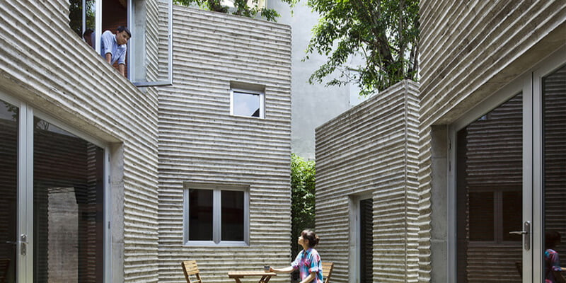 Encofrados De Bambu Hormigon Visto