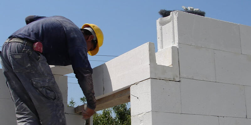 Aerated Concrete Products