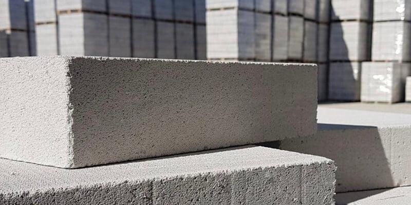 Types Of Cellular Concrete