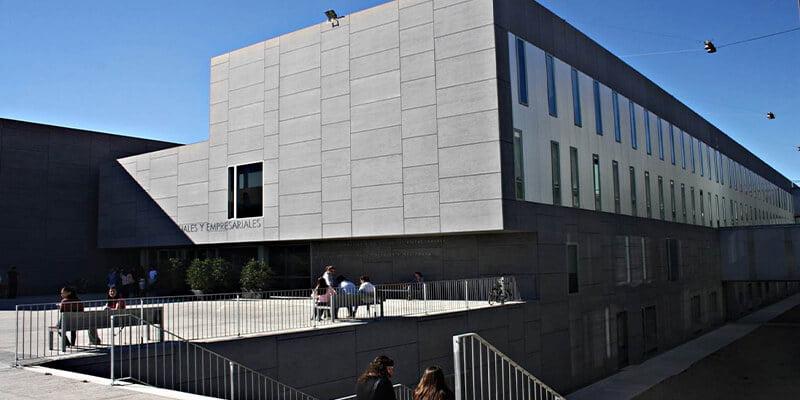 Universidad Facultad Comercio Gestion Exterior