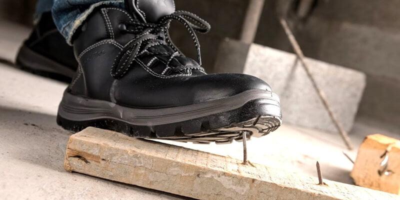 Zapatos Industriales De Seguridad