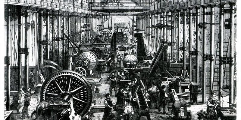20th Century Industrial Revolution