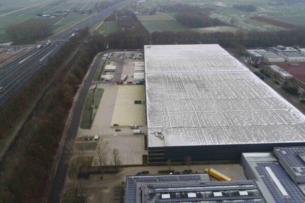 Centro Industrial Proyecto Vianen