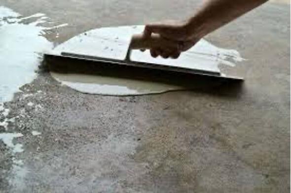 Repair Spalling Concrete