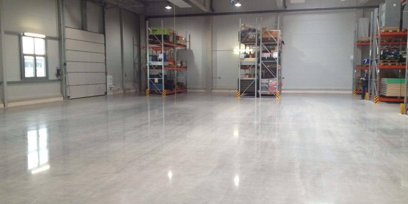 Choose Polished Concrete