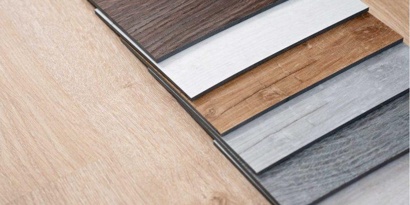 Vinyl floor finish
