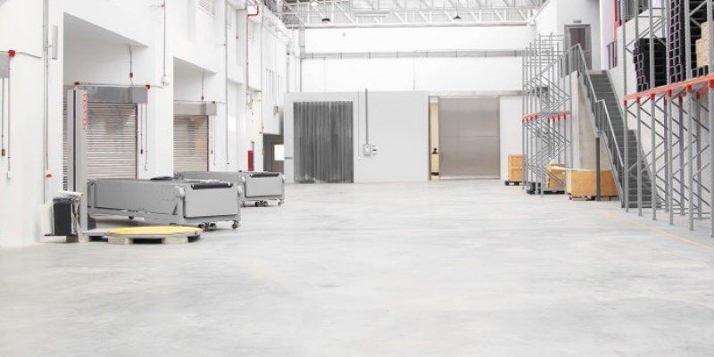 jointless concrete floors