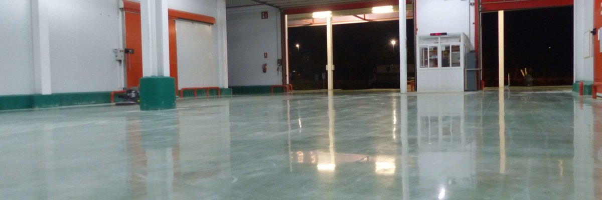 food safe industrial floor